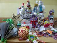 Czytaj więcej: Co można zrobić z surowców wtórnych?-eko ozdoby na Runku w Słomnikach