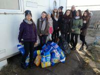Czytaj więcej: Zbiórka karmy dla schroniska Psie Pole