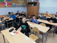 Czytaj więcej: Język żyrafy w naszej klasie-zajęcia z pedagogiem szkolnym.