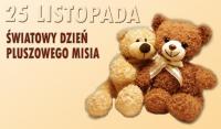 Czytaj więcej: Dzień Pluszowego Misia.