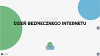 Czytaj więcej: Dzień Bezpiecznego Internetu-09.02.2021 r.