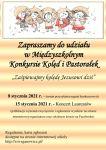 Czytaj więcej: Międzyszkolny Konkurs Kolęd i Pastorałek.